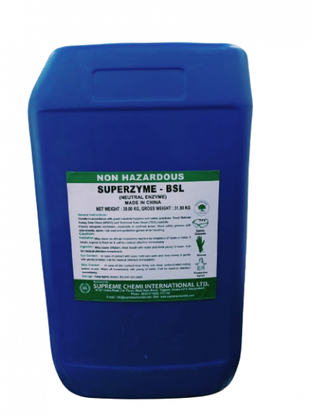 SUPERZYME- BSL (NEUTRAL CELLULASE ENZYME)